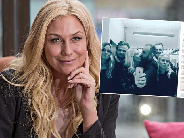 Kärlekslycka för Jessica Andersson