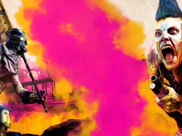 Rage 2 får nya spellägen nästa vecka