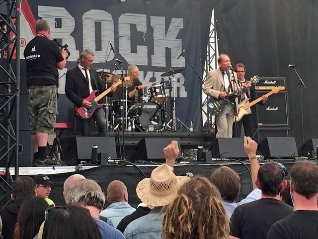 Torsson på Sweden Rock Festival