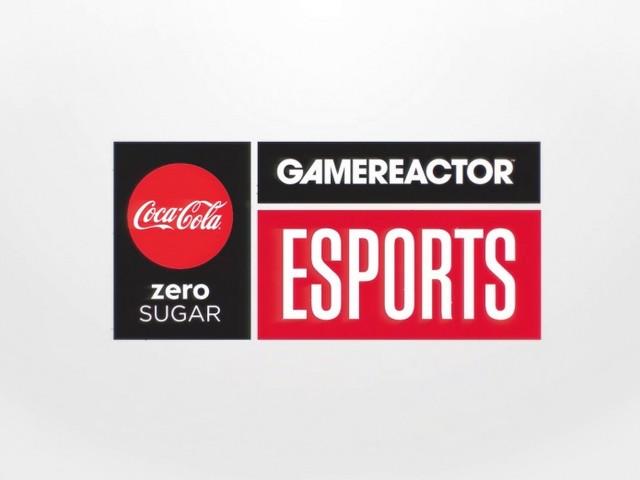 Gamereactors och Coca-Colas esportshow