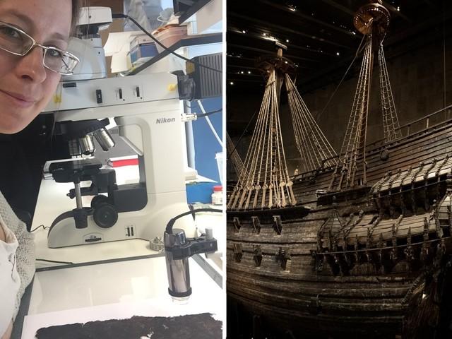 Kläder från Vasaskeppet återskapas i nytt forskningsprojekt