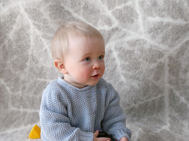 Arthur 9 månader