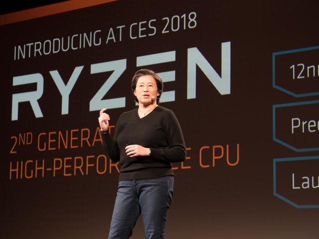 """AMD """"PinnacleRidge"""" kommer med fastlödd värmespridare"""
