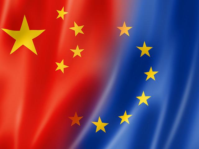 EU oförmöget att kritisera Kina om mänskliga rättigheter