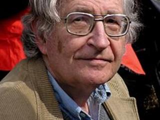 Noam Chomsky och den amerikanska drömmen