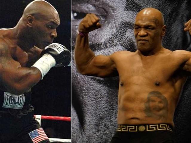 Tyson: Större än att vinna bältet