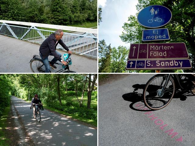 Ny cykelkarta visar vägen för både pendlare och semesterfirare