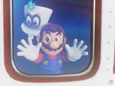 Mario Odyssey sålde mest på Amazon förra året
