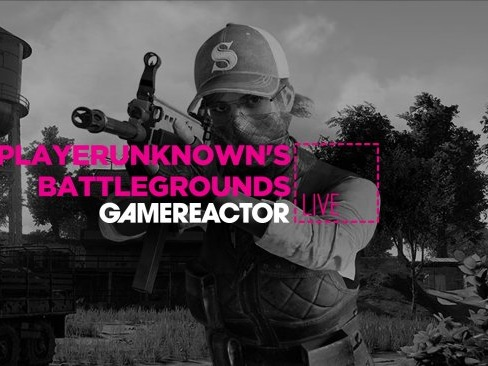 GR Live Sverige - Playerunknowns Battlegrounds - Xbox One X
