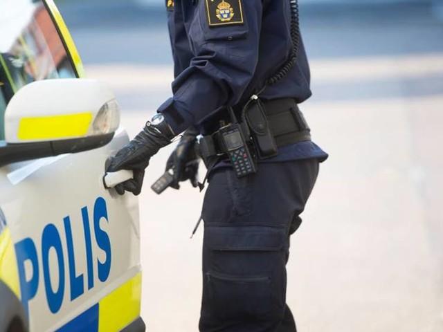 """Inbrottstjuv togs på bar gärning: """"Var ful i mun"""""""