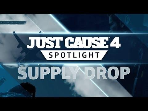 Ny video visar supply drops i Just Cause 4