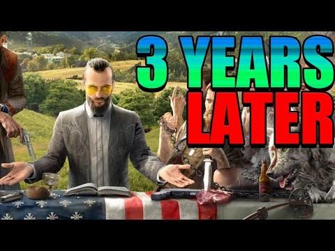 Den här helgen kan du spela Far Cry 5