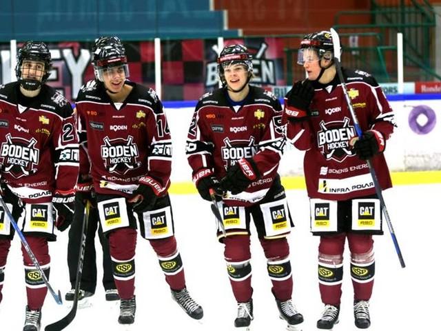 Boden Hockey föll – efter turbulensen