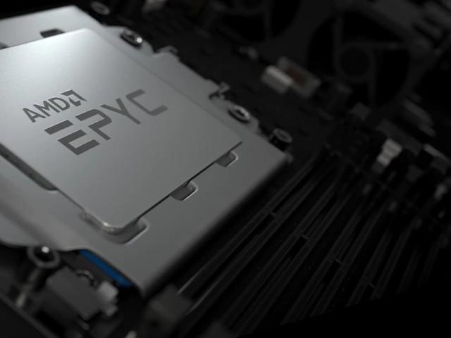 AMD lanserar Epyc 2