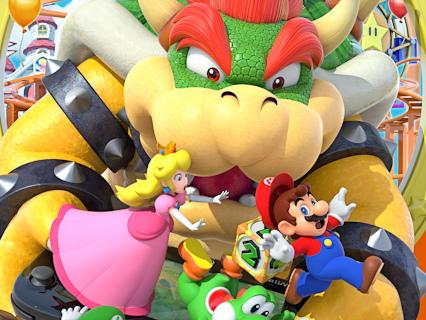 Mario Party: Superstars ute den 29:e oktober