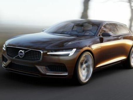 Volvo fortsätter lansera conceptbilar