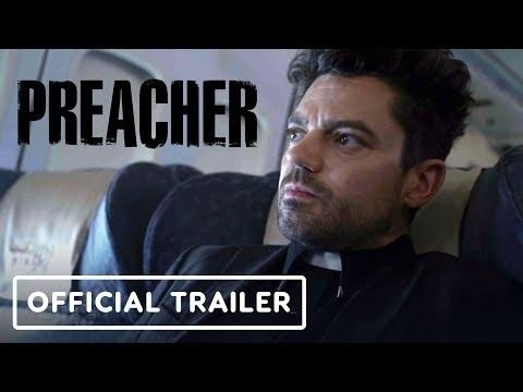 Trailer för fjärde och sista säsongen av Preacher