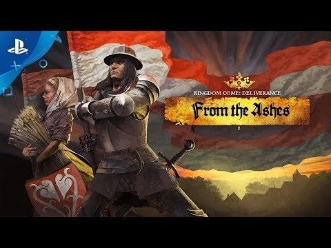 Första DLC:t till Kingdom Come: Deliverance släpps på torsdag