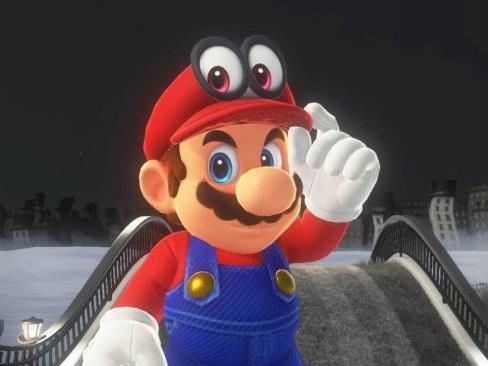 Ny Super Mario Odyssey-trailer lagom till julhandeln