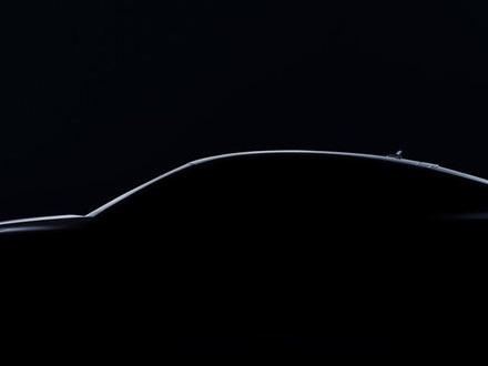 Siluetten på nya Audi A7