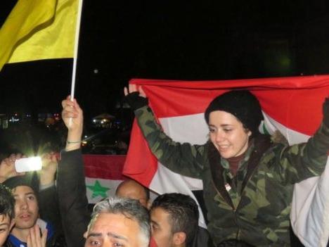 Ett år efter befrielsen har Aleppo återfått hoppet