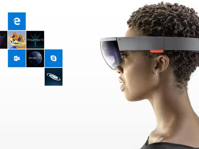 Microsoft utvecklar en egen AI-krets för Hololens 2