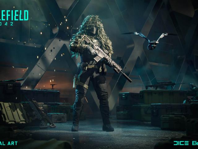 Lanseringen av Battlefield2042 försenas
