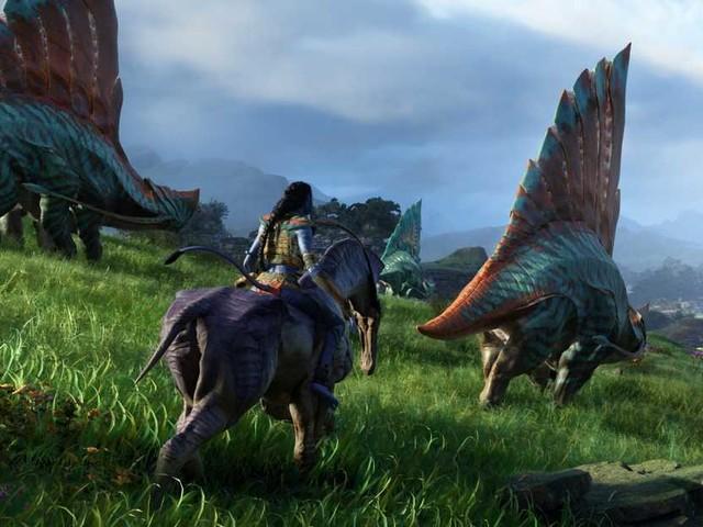 """Avatar blir tv-spel - utvecklas av Ubisoft"