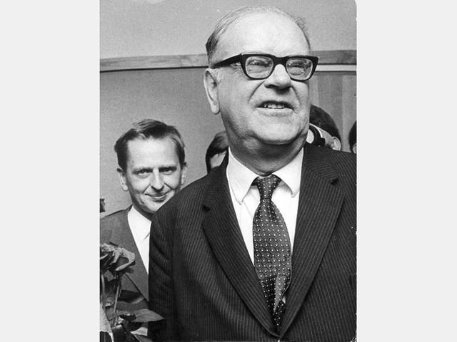 Tage Erlander – mer stursk bonde än socialdemokrat