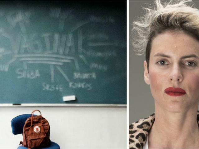 """Nina Rung: """"Vuxna är rädda att fråga eftersom de är rädda för svaret"""""""