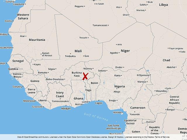 Ny kyrkattack i Burkina Faso