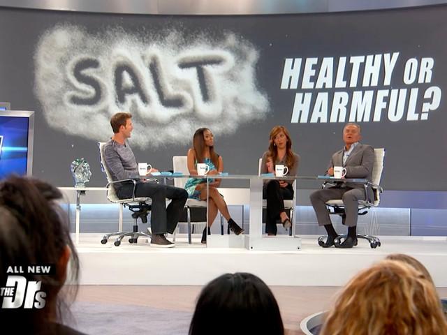 Kan det vara så att salt inte är farligt för hälsan?