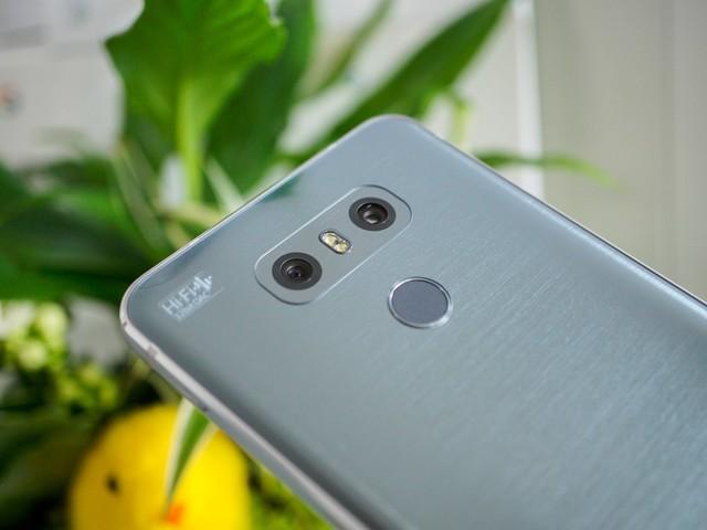 LG G6 uppdateras till Android Oreo i Sverige