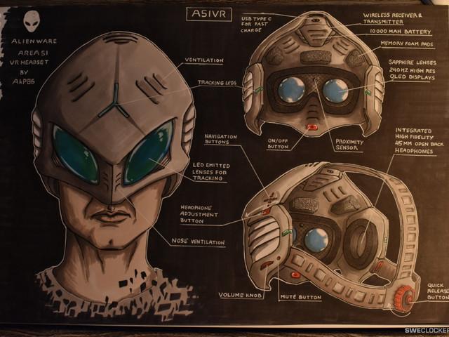 Imponerande VR-koncept vinner värstingdator från Alienware