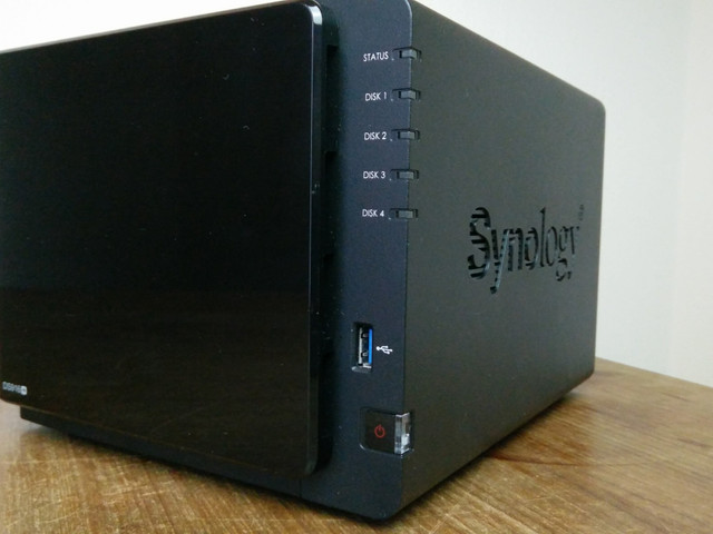 Testpilot: Synology DiskStation DS916+