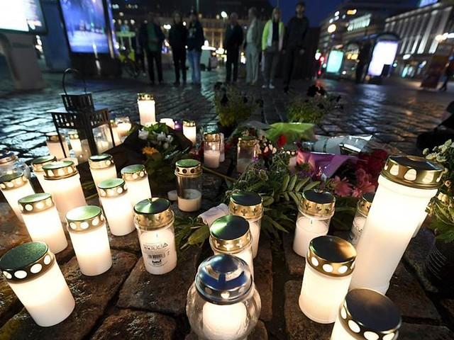 Knivman i Åbo valde ut kvinnor