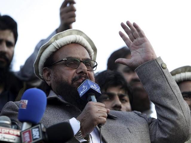 Misstänkt terrorledare gripen i Pakistan