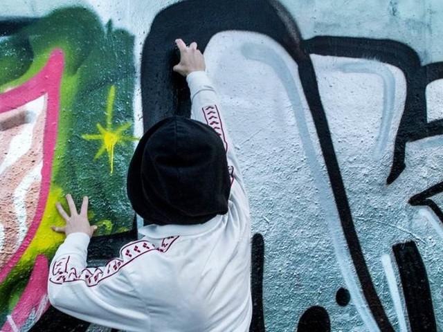 """""""Graffitikulturen får inte fäste i Uppsala"""""""