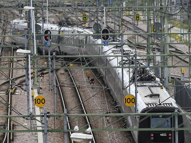 M föreslår trängselskatt på tåg