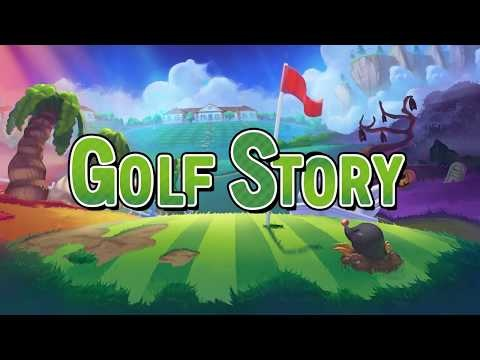 I dag släpps Golf Story