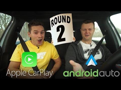 CarPlay vs Android Auto - vilket system är bäst?