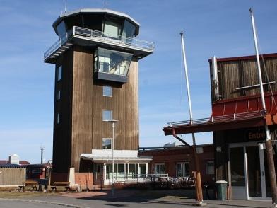 Skellefteå Airport topp tre i Europa