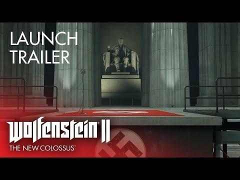 Bethesda avslöjar systemkraven för Wolfenstein II: The New Colossus