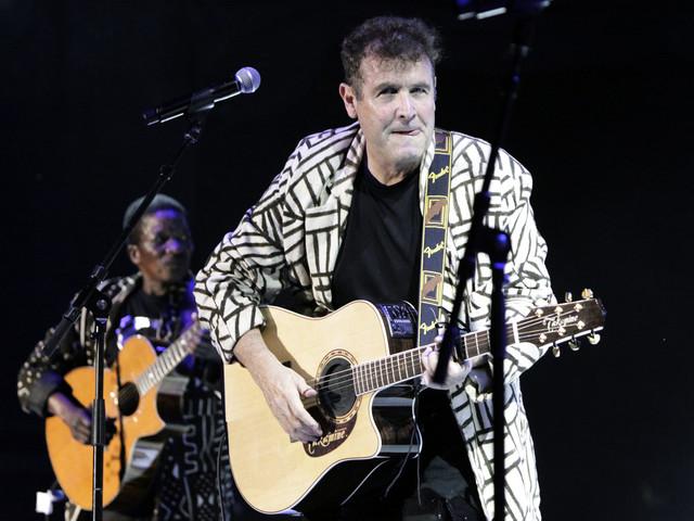 Sydafrikanska musikern Johnny Clegg är död