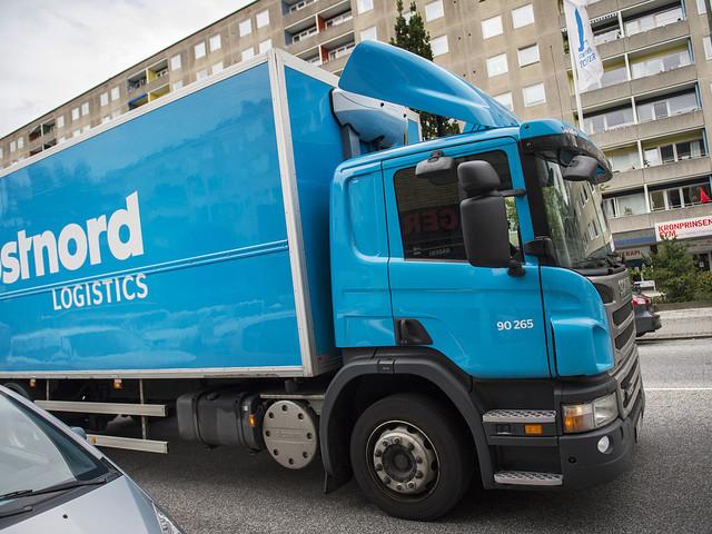 Posttåg till Sundsvall ersätts med lastbilar