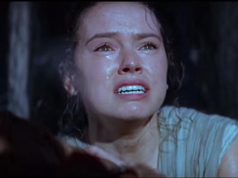 Trevorrows Episod IX-manus fick Daisy Ridley att gråta