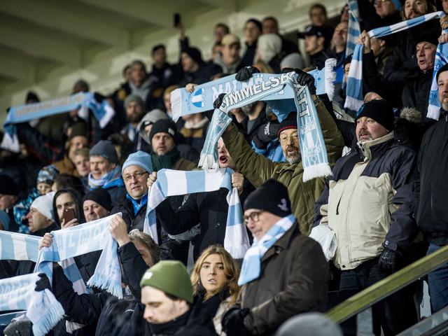 Här ser du Malmö FF–Fremad Amager