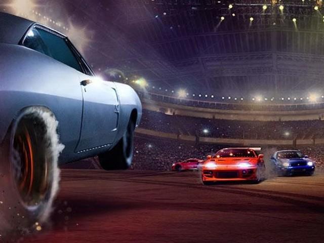 """Fast & Furious""-biljakter visas live i Köpenhamn"