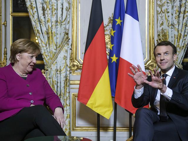 de Gaulles avtal med Tyskland ska förnyas