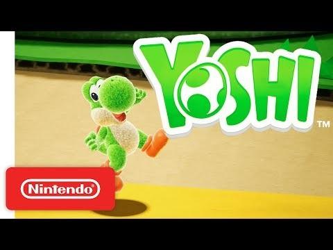 Yoshi till Switch skjuts upp till nästa år